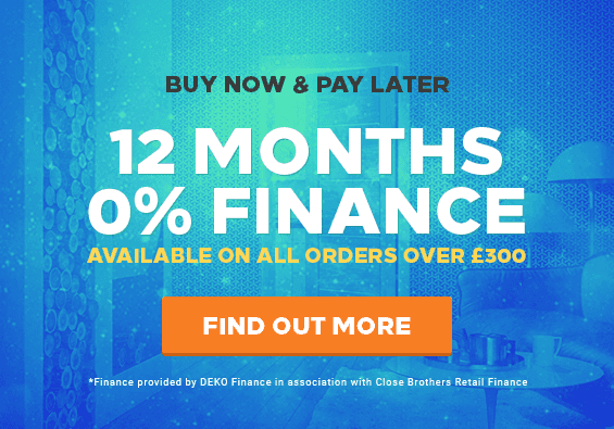 0% Finance Over 12 Months - Find Out More