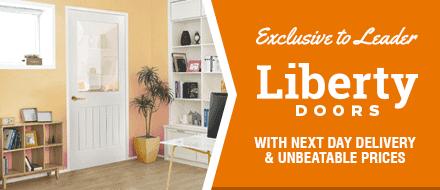 Liberty Doors - Brand New & Exclusive To Leader Doors