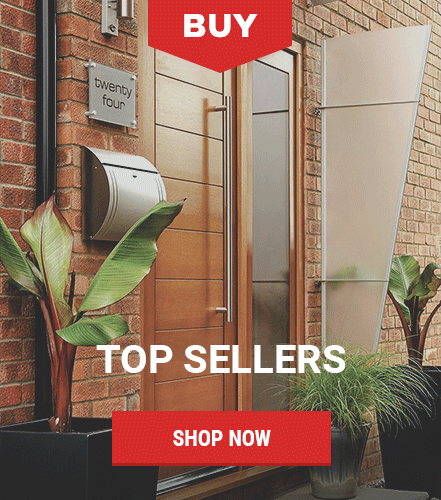 Our Top Sellers - External Doors