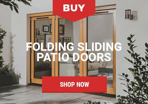 Our Folding Sliding Door Range - Patio Doors