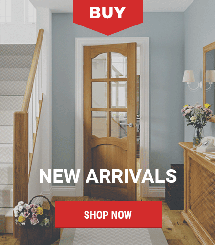 Our Brand New Arrivals - Internal Doors