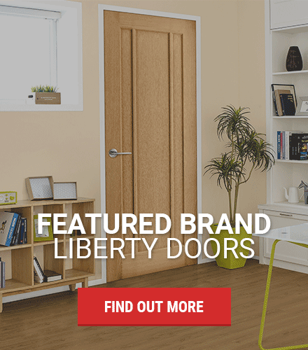 Featured Brand - Liberty Doors