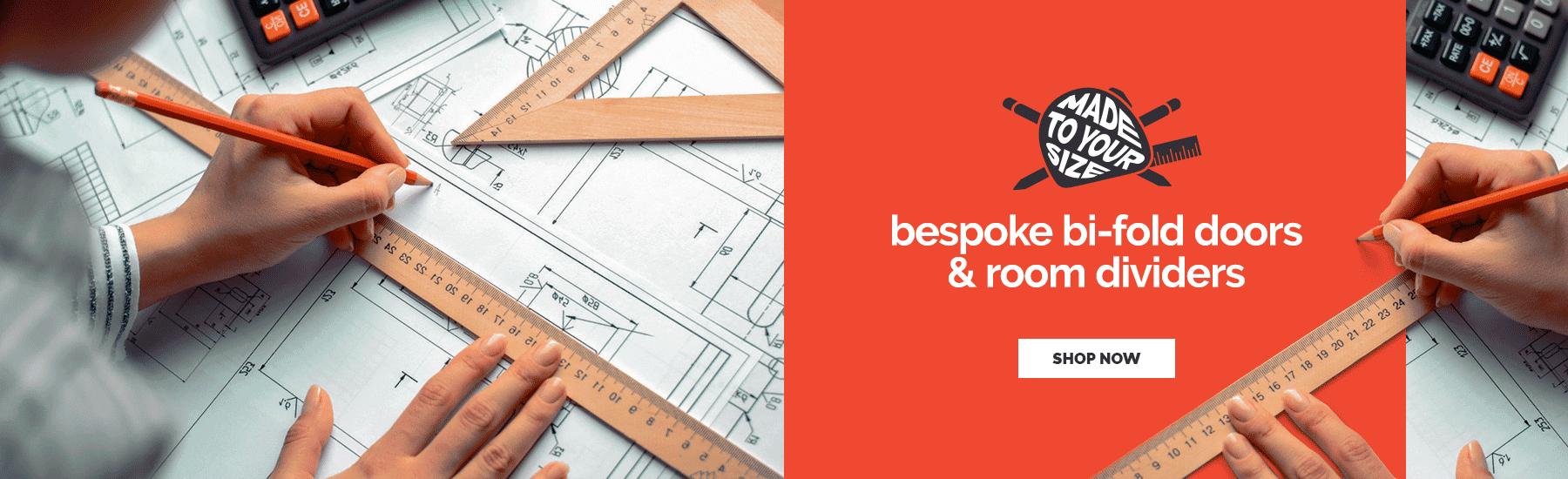 July - Bespoke bi-fold doors and room dividers