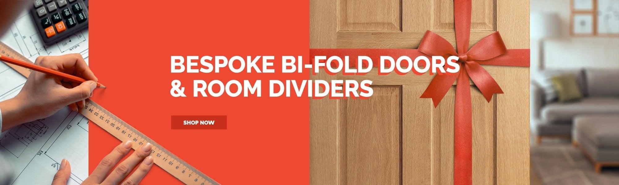 Bespoke bi-fold doors and room dividers
