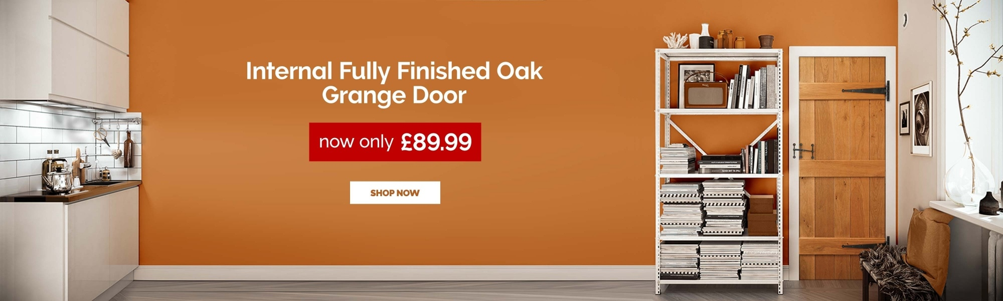 Grange Doors - only £89.99