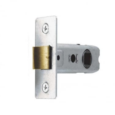 Nickel Plated 63mm Tubular Latch