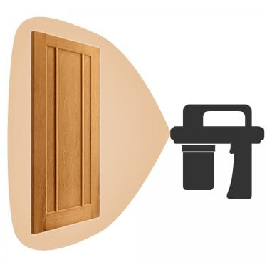 Oak Door Finishing Service (PF-SERVOAK)
