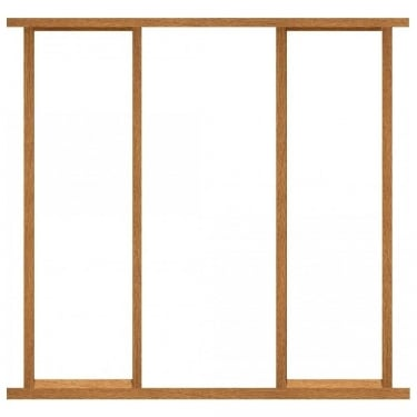 Oak Effect Sidelight Frame Kit (OSLFR)