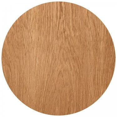 Oak with Clear Lacquer Door Stain Finishing Service (PFOS-CLEAR)