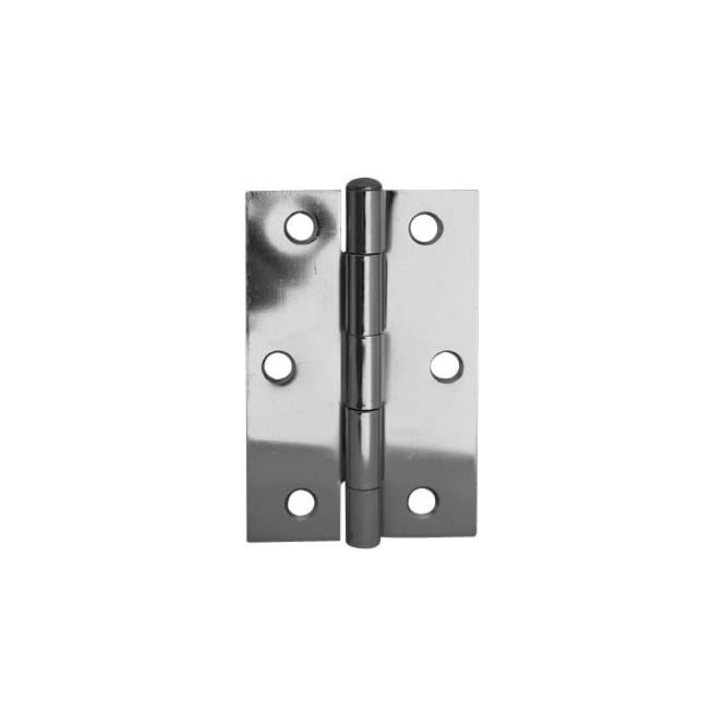 Frelan Hardware Polished Chrome Steel Loose Pin Hinge