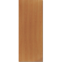 External Hardwood Unfinished Lipped Lightweight Lighterblank FD30 Fire Door - 2032x813x44mm (80''x32'')