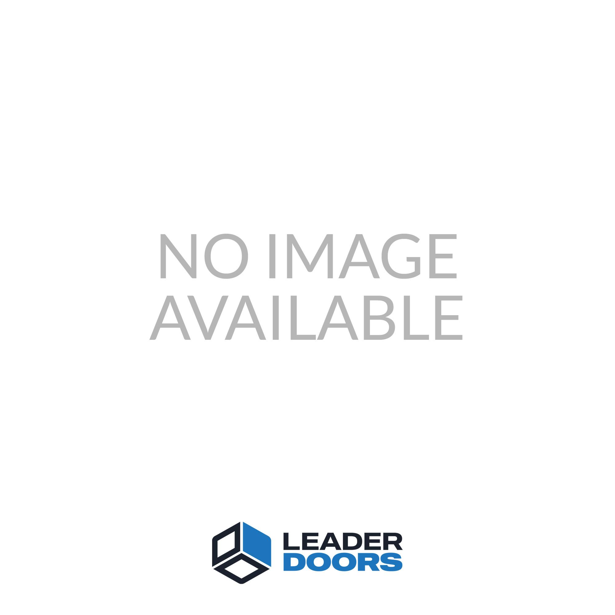 oak shaker un finished clear glass bi fold door at leader. Black Bedroom Furniture Sets. Home Design Ideas