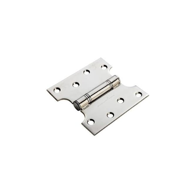 Dale Hardware Satin Chrome 4mm Parliament Hinge (Pair)