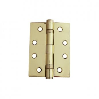 Frelan Hardware Satin Chrome 76 x 50 x 2.2mm Ball Bearing Hinge