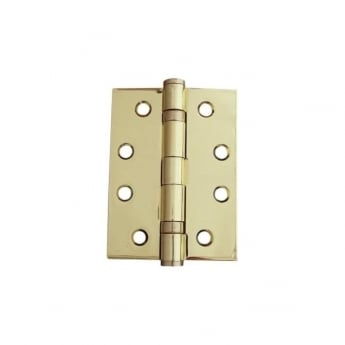 Frelan Hardware Satin Nickel 102 x 102 x 3mm Ball Bearing Hinge