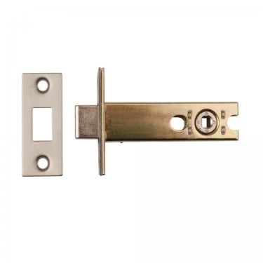 Satin Stainless Steel 76mm Tubular Deadbolt & Follower (DH002201)