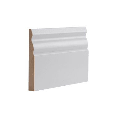 White Primed Ulysses Skirting Set (SKPGUL)