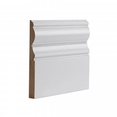 White Primed Victoriana Skirting Set (SKPGVI)