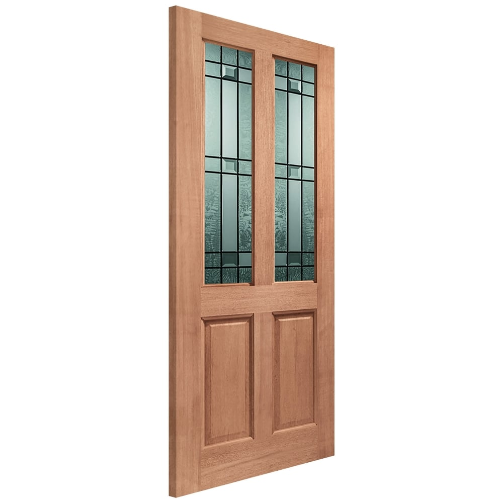 Xl Joinery External Hardwood Unfinished Malton 2l Door