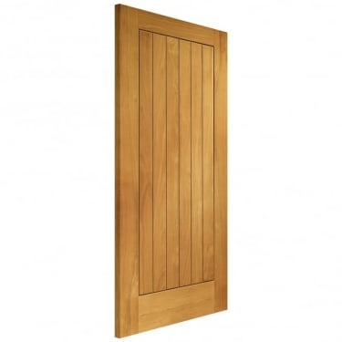 External Oak Suffolk Timber Doorset