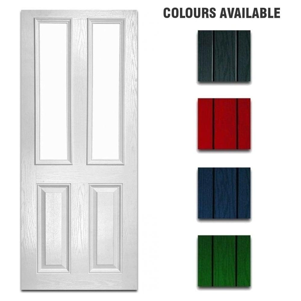 Xl Joinery Malton Pvcu Composite Doorset Leader Doors