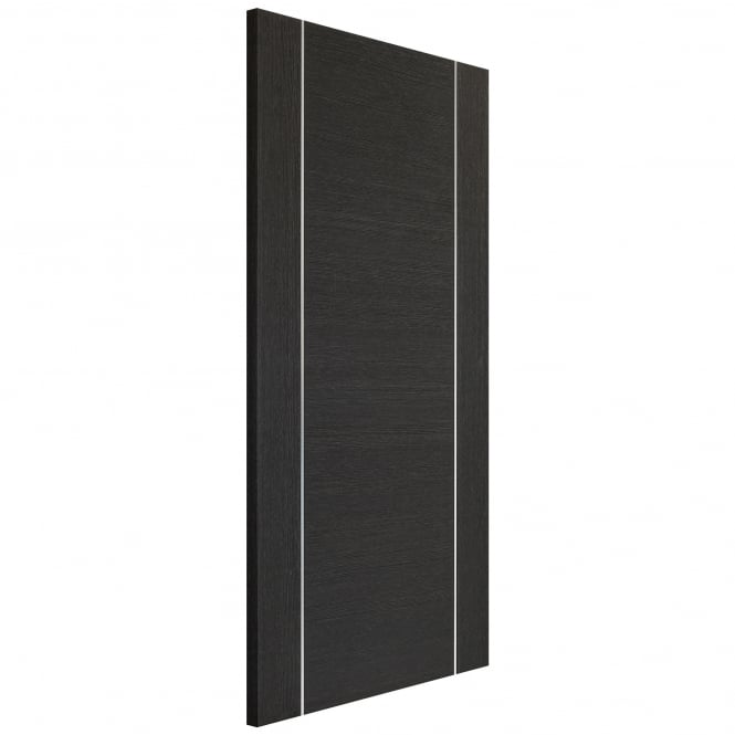 XL Joinery Internal Dark Grey Fully Finished Forli Fire Door