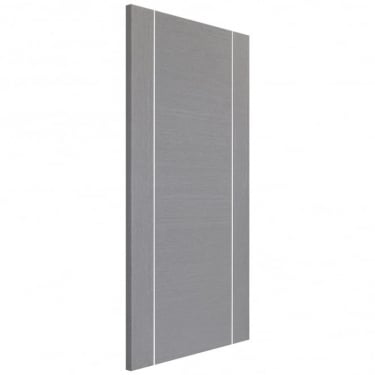 Internal Light Grey Fully Finished Forli Door