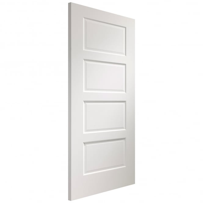 XL Joinery Internal Pre-Finished White Severo Door