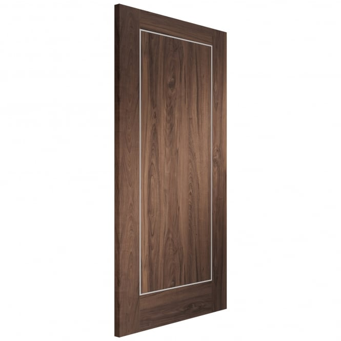 XL Joinery Internal Walnut Fully Finished Varese Door