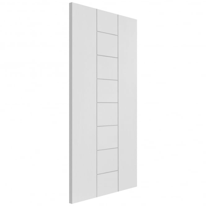 XL Joinery Internal White Primed Messina Door