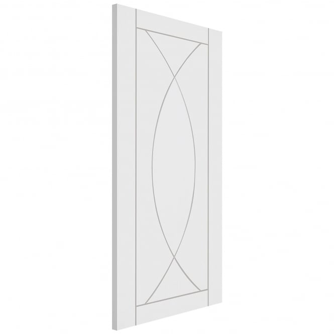 XL Joinery Internal White Primed Pesaro Fire Door