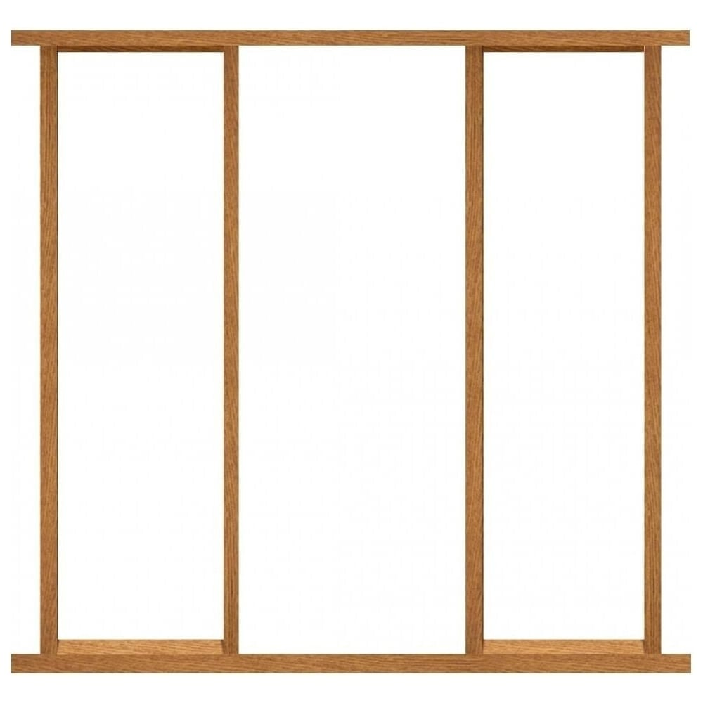 XL Joinery Oak Effect Sidelight Frame Kit Leader Doors
