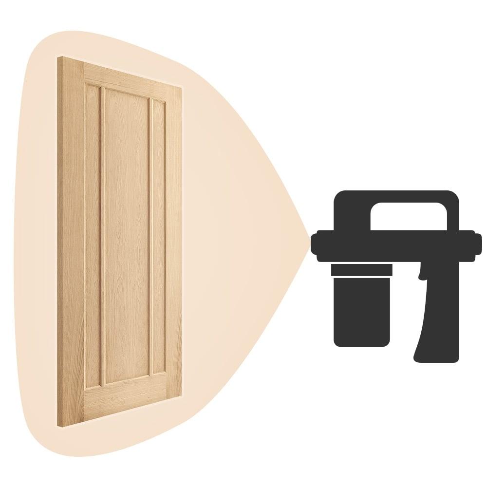 Pale Oak Door Stain Finishing Service (PFOS-PALE)  sc 1 st  Leader Doors & XL Joinery Pale Oak Door Stain Finishing Service (PFOS-PALE ...