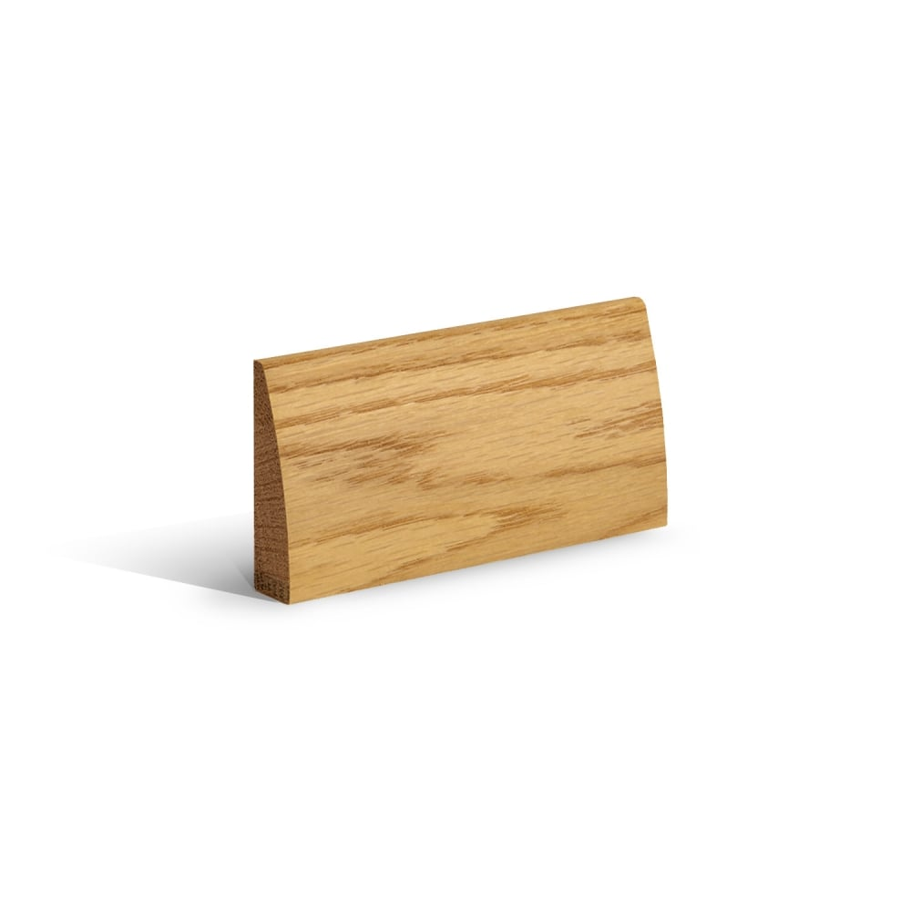 Xl joinery pre finished oak modern profile door architrave for Door architrave